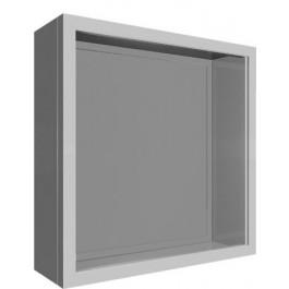 Leuchtkasten mit LED oder Leuchtstoffröhre - einseitig - Tiefe 17,8 cm