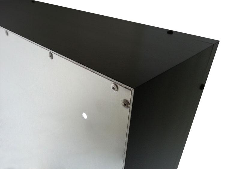 led leuchtkasten leuchtreklame tiefe 11 cm einseitig online g nstig kaufen. Black Bedroom Furniture Sets. Home Design Ideas