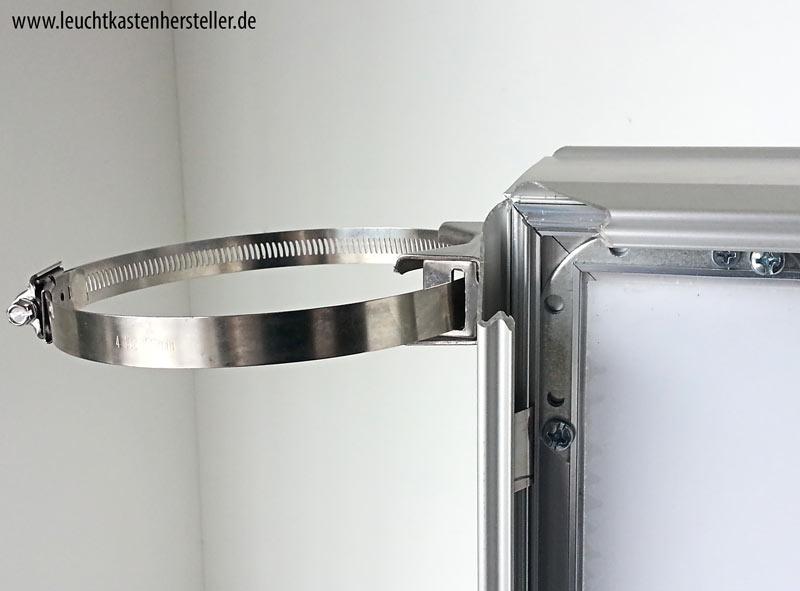 leuchtkasten mit led klapprahmen diakasten tiefe 11 5cm einseitig g nstig kaufen. Black Bedroom Furniture Sets. Home Design Ideas