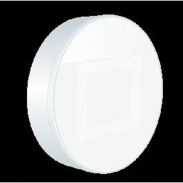 Leuchtkasten Rund mit LED - Tiefe 6 cm - einseitig